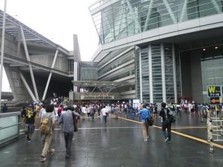 アニサマ2015 3日目入場口